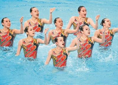 王芊懿夺全运会深圳竞技体育首金